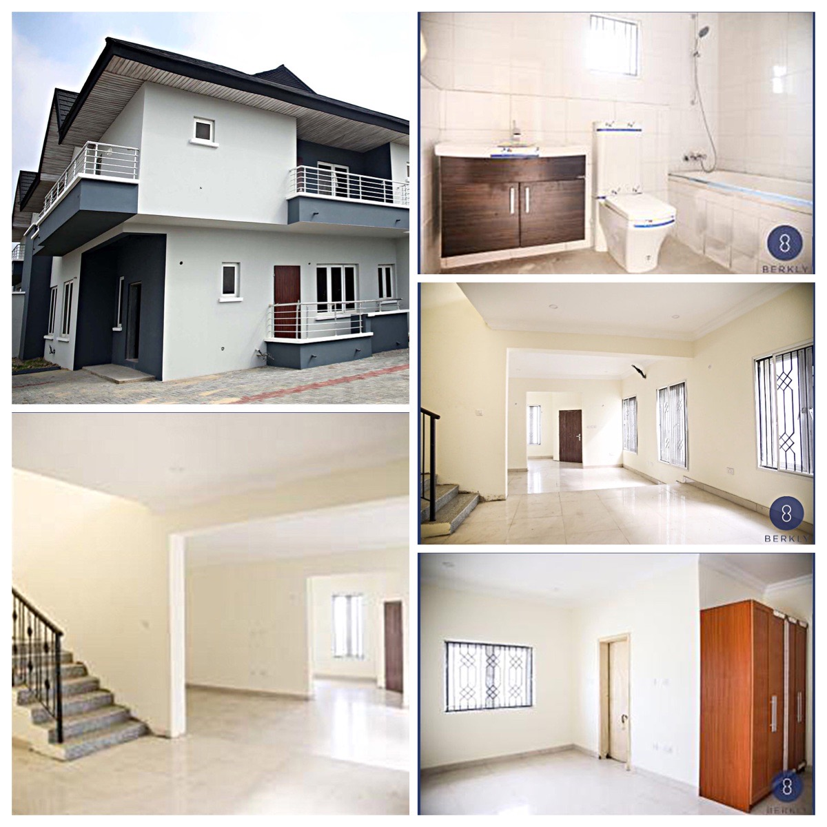 Semi-detached House in Lekki Phase 1